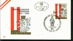 Österreich Mi.-Nr.: 1196  FDC