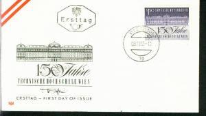 Österreich Mi.-Nr.: 1198  FDC
