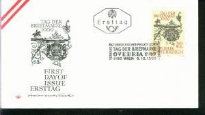 Österreich Mi.-Nr.: 1319  FDC