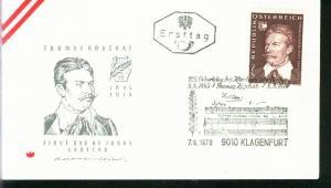 Österreich Mi.-Nr.: 1336  FDC