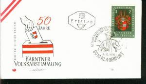 Österreich Mi.-Nr.: 1343  FDC