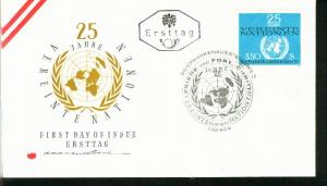Österreich Mi.-Nr.: 1347  FDC
