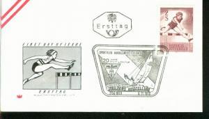 Österreich Mi.-Nr.: 1348  FDC