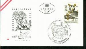 Österreich Mi.-Nr.: 1350  FDC