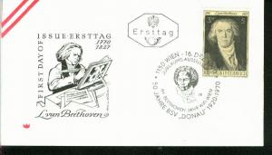 Österreich Mi.-Nr.: 1352  FDC