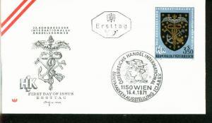 Österreich Mi.-Nr.: 1358  FDC