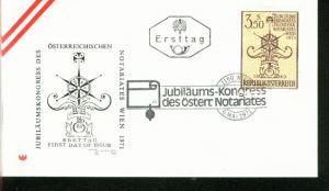 Österreich Mi.-Nr.: 1359  FDC