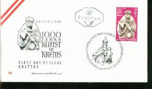 Österreich Mi.-Nr.: 1363  FDC