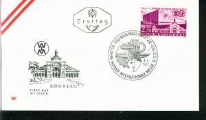 Österreich Mi.-Nr.: 1368  FDC