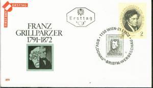 Österreich Mi.-Nr.: 1381  FDC