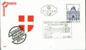Österreich Mi.-Nr.: 1385  FDC
