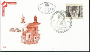 Österreich Mi.-Nr.: 1387  FDC