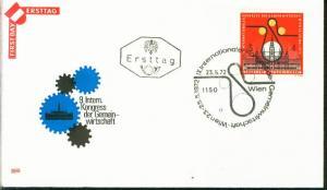Österreich Mi.-Nr.: 1388  FDC