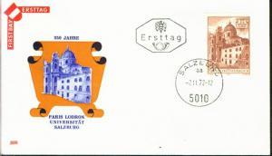 Österreich Mi.-Nr.: 1402  FDC