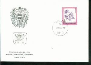 Österreich Mi.-Nr.: 1431  FDC