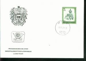 Österreich Mi.-Nr.: 1432  FDC