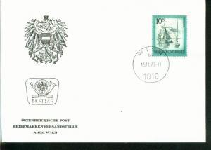Österreich Mi.-Nr.: 1433  FDC