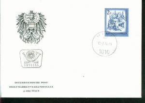 Österreich Mi.-Nr.: 1440  FDC