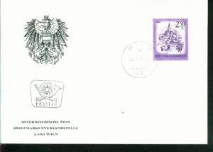 Österreich Mi.-Nr.: 1441  FDC