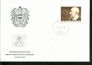 Österreich Mi.-Nr.: 1443  FDC
