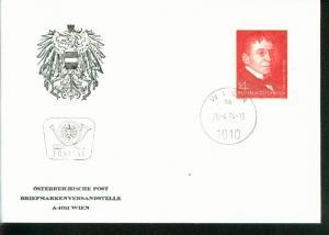 Österreich Mi.-Nr.: 1448  FDC