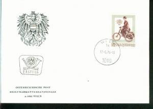 Österreich Mi.-Nr.: 1451  FDC
