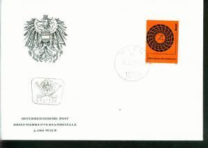 Österreich Mi.-Nr.: 1453  FDC