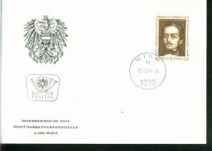 Österreich Mi.-Nr.: 1462  FDC