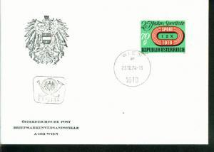Österreich Mi.-Nr.: 1468  FDC