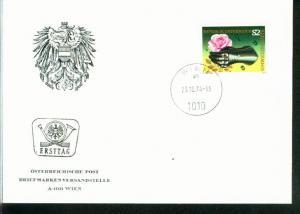 Österreich Mi.-Nr.: 1469  FDC