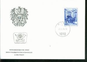 Österreich Mi.-Nr.: 1471  FDC