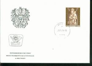 Österreich Mi.-Nr.: 1472  FDC