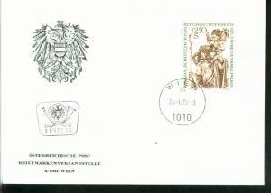 Österreich Mi.-Nr.: 1474  FDC