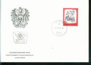 Österreich Mi.-Nr.: 1477  FDC