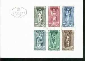 Österreich Mi.-Nr.: 1284/89  FDC