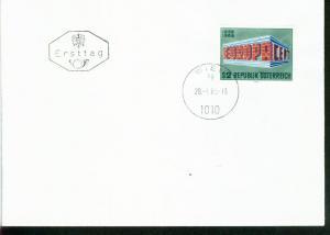 Österreich Mi.-Nr.: 1291  FDC