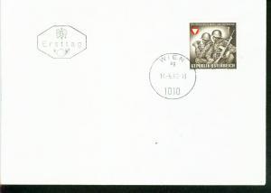 Österreich Mi.-Nr.: 1293  FDC