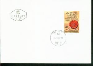 Österreich Mi.-Nr.: 1303  FDC