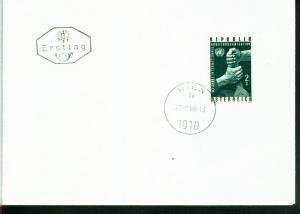 Österreich Mi.-Nr.: 1305  FDC