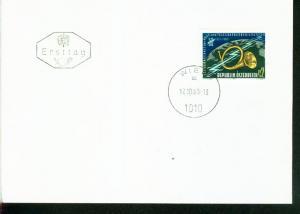 Österreich Mi.-Nr.: 1316  FDC
