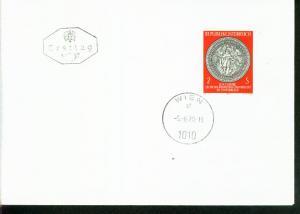 Österreich Mi.-Nr.: 1326  FDC