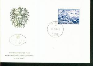 Österreich Mi.-Nr.: 1241  FDC