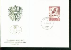 Österreich Mi.-Nr.:1348  FDC