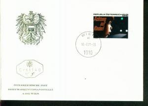 Österreich Mi.-Nr.:1354  FDC
