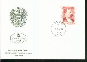 Österreich MI.-Nr.: 1403  FDC