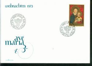 Liechtenstein Mi.-Nr.: 595  FDC