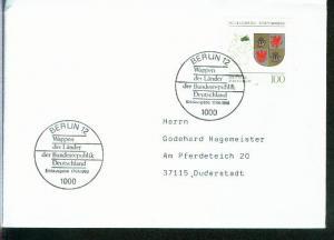 Bund Mi.-Nr.: 1661  FDC