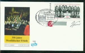 Bund Mi.-Nr.: 1979  FDC