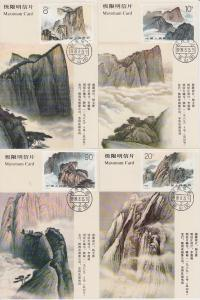 China MK Mi.-Nr.: 2248/51