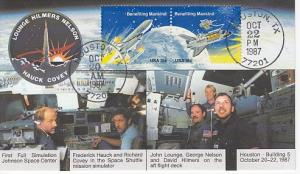 Karte NASA / Space Shuttle